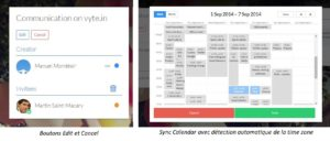 vytein Edit, Cancel and Sync Calendar 2
