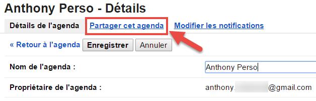 google-partager-agenda