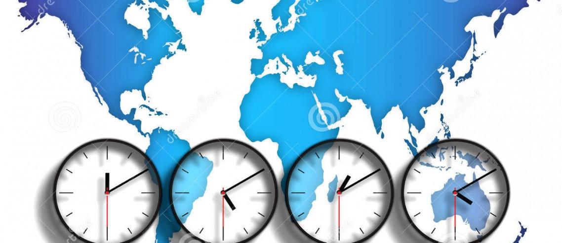 Comment les fuseaux horaires de rdv sont affichés aux invités sur vyte.in ?