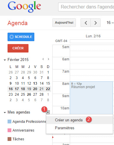 google-agenda-creer-un-agenda
