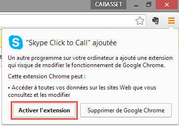 skype-extension-activer